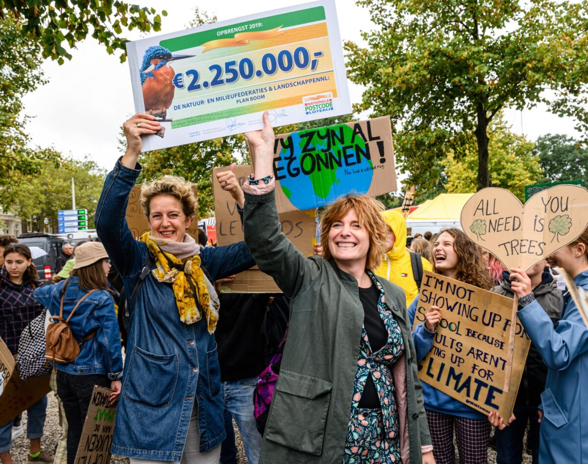 Plan voor 10 miljoen extra bomen in Nederland valt in de prijzen