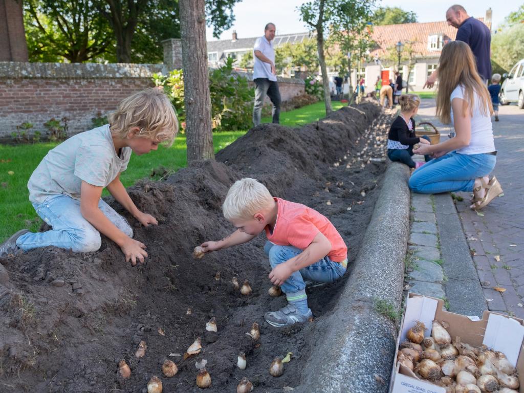 Doe- en leernetwerk Groene Steden en Dorpen