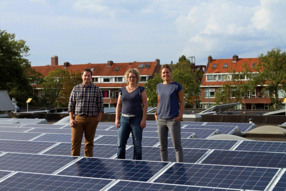 Realisatie energieplannen lokale coöperaties door LEI-F