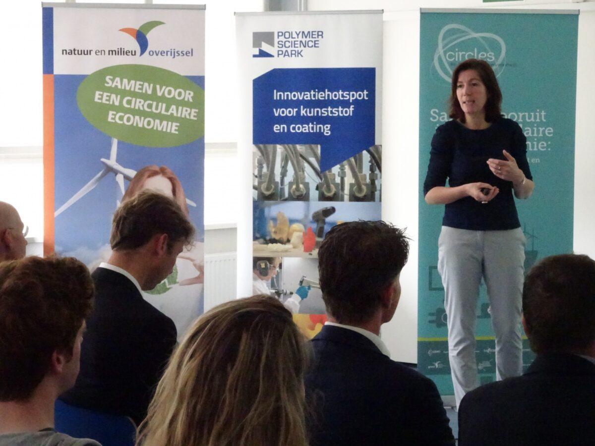 Succesvolle Regiotour Circulaire Economie in Zwolle