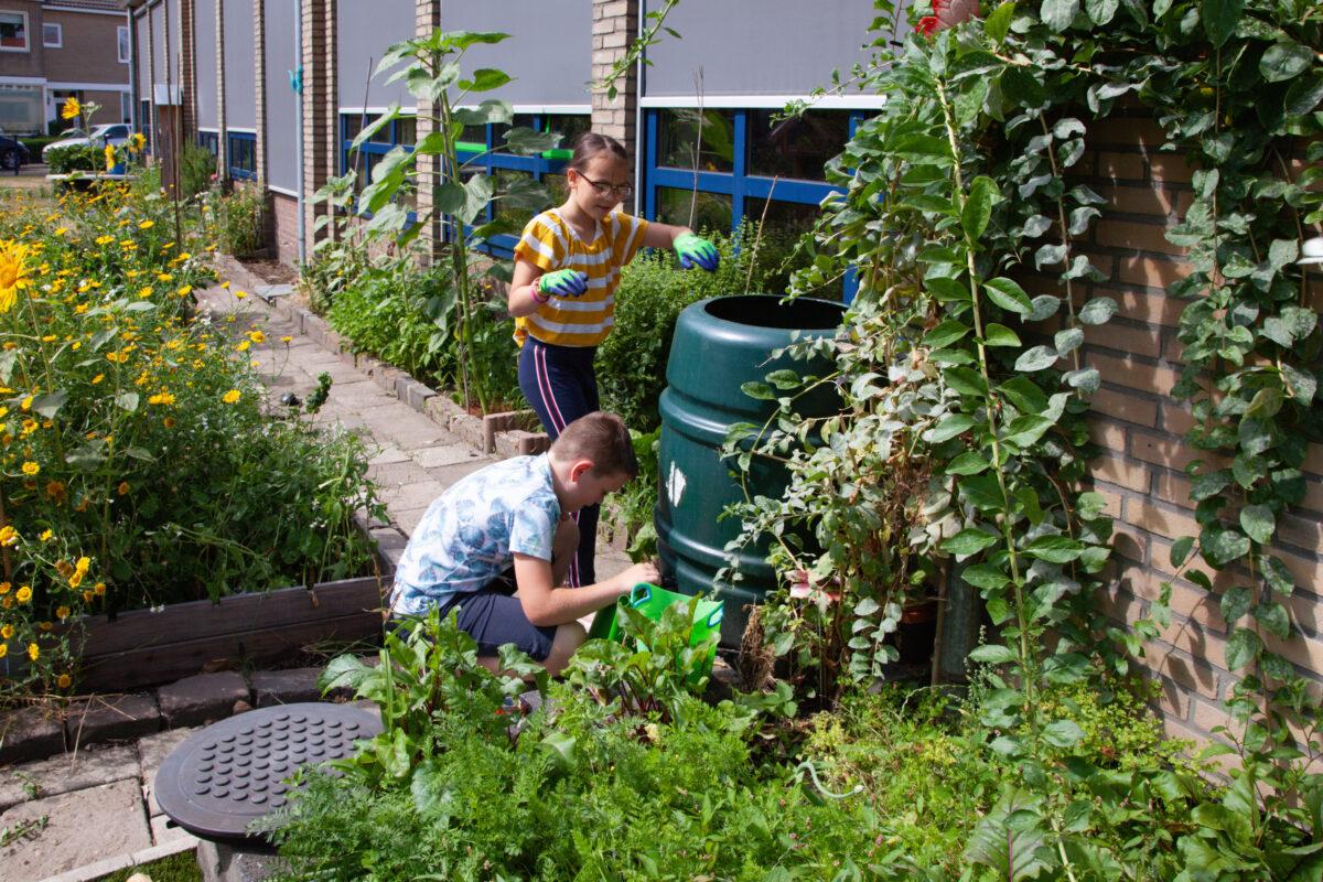 Inspiratiebijeenkomst Gemeenten gaan voor groene schoolpleinen