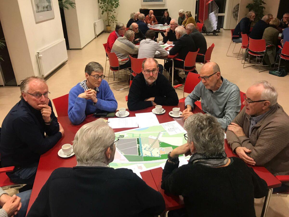 Inwoners praten mee over Energietuin de Noordmanshoek