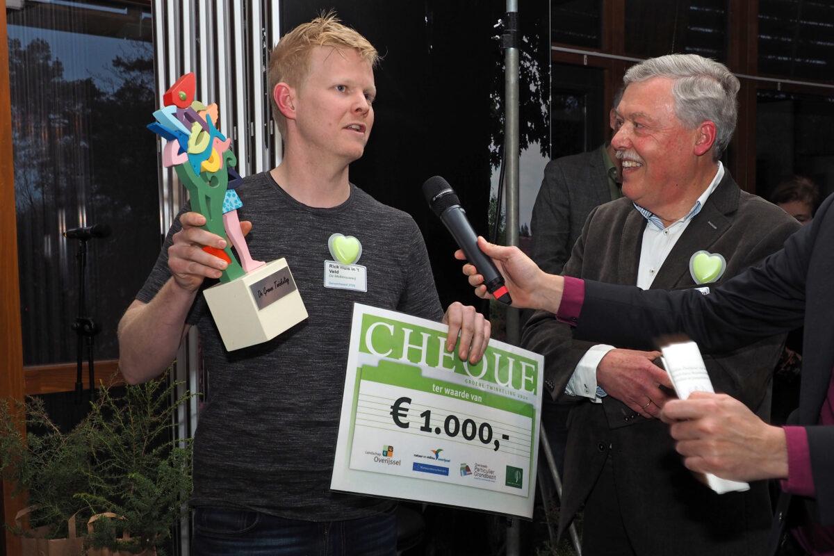 De Melkbrouwerij in Lettele wint Groene Twinkeling 2020
