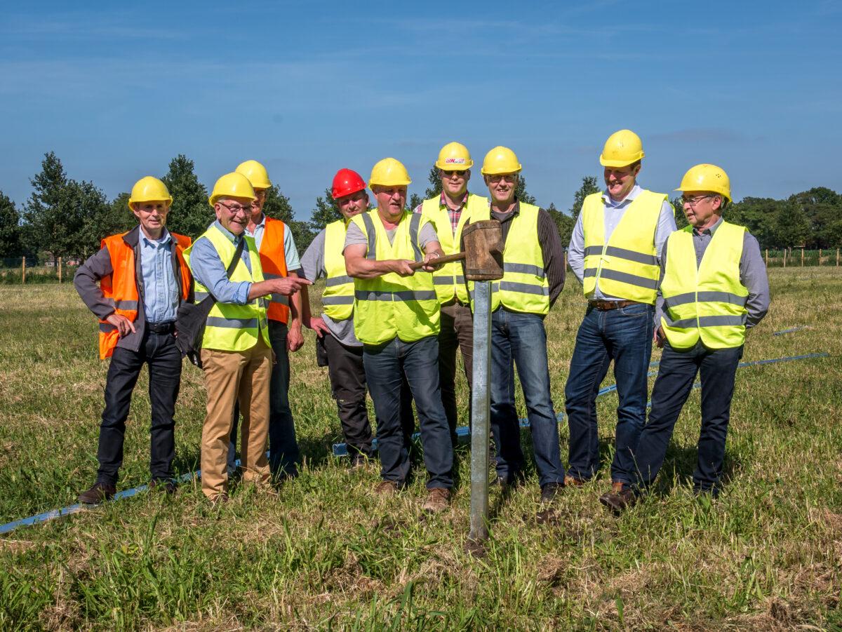 Financiële steun en begeleiding voor lokale energie-initiatieven