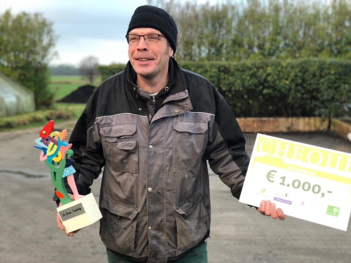 Kwekerij Decohof winnaar Groene Twinkeling 2021