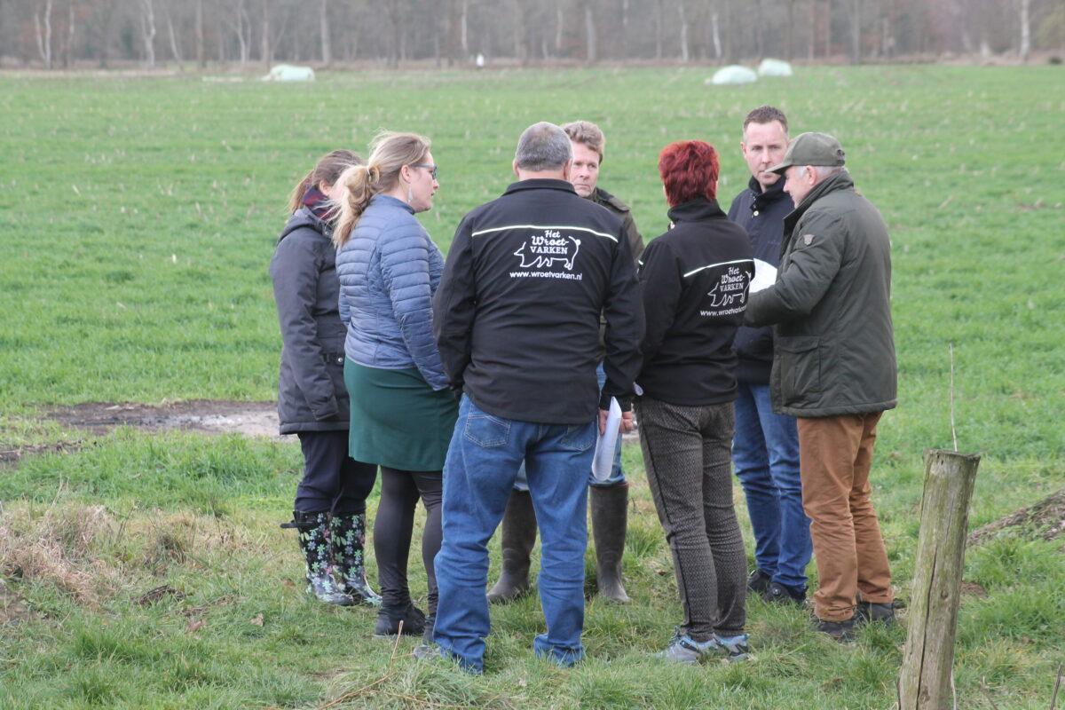 Gezocht: adviseur biodiversiteit bij Wroetvarkenboeren uit Rossum, Wijhe, Den Ham en Diepenheim