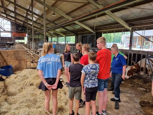 Leerlingen Het Assink Lyceum adviseren LTO Noord over het betrekken van jongeren